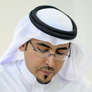الكاتب أحمد الغزي